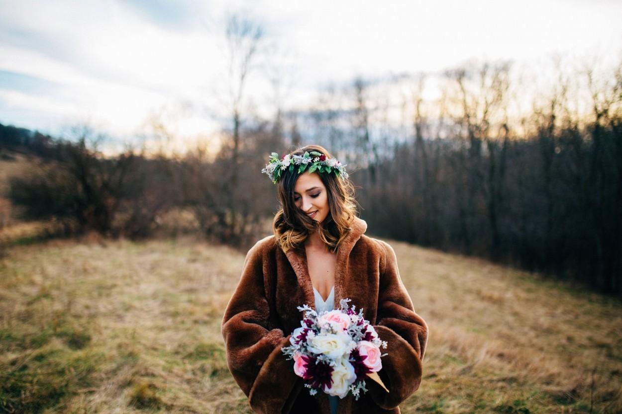 Styled Boho Bridal Shoot Pittsburgh - Wild Native Photography
