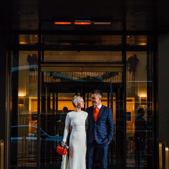 Megan + Lee - Hotel Monaco Wedding