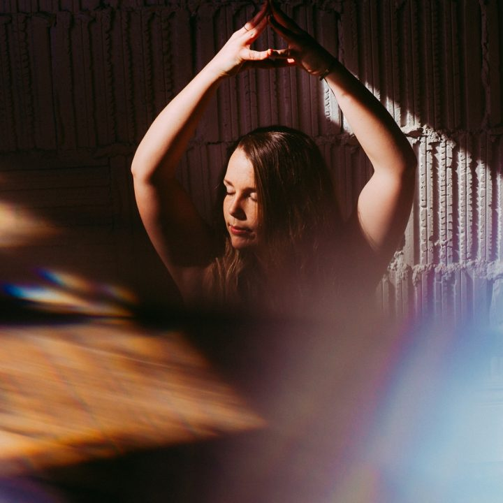 Danielle, Spiritual Yoga Session