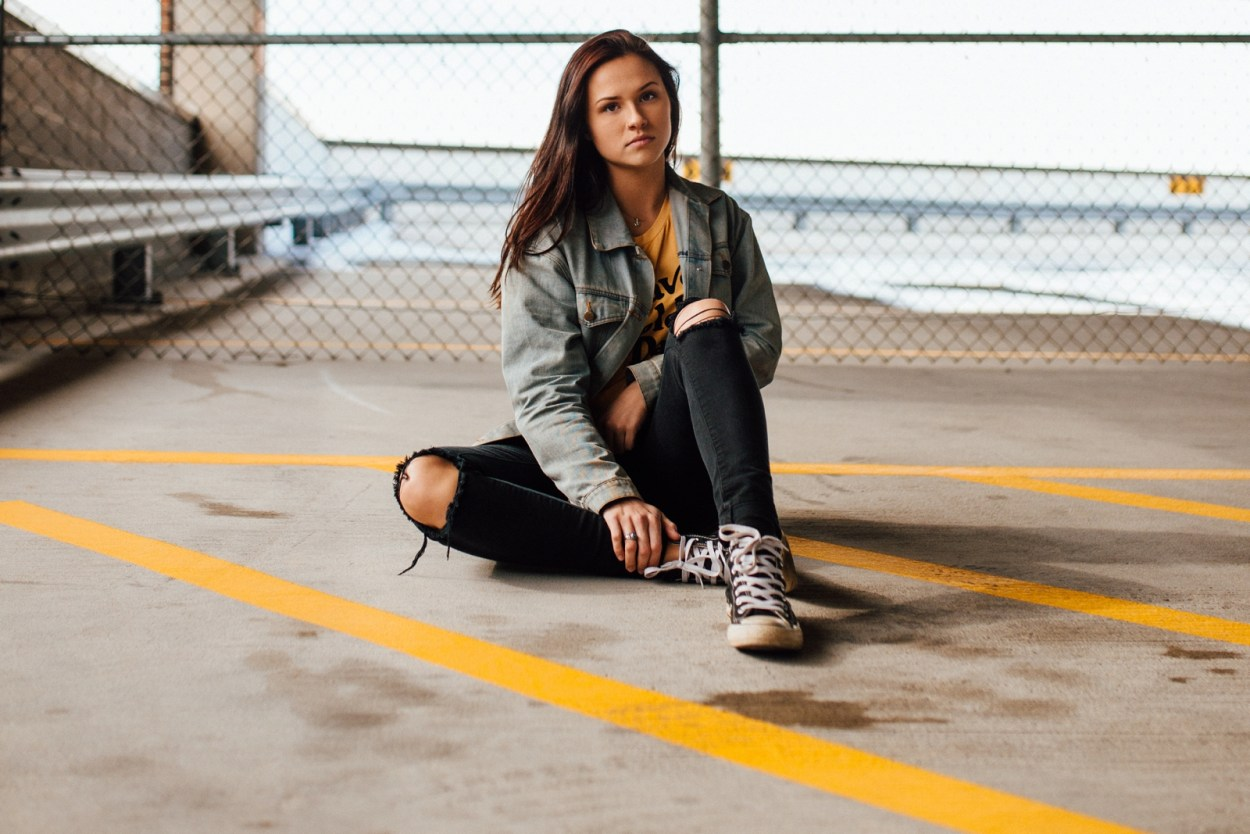 Denim and Discovery - Nicole, Outskirts of Baltimore