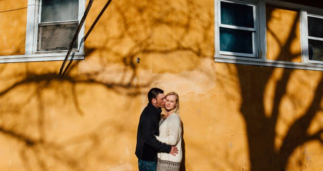 Ashley + Jake - West Virginia Engagement Session