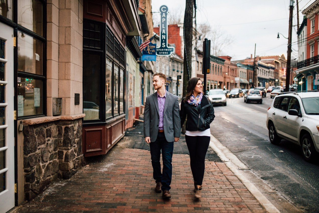 Nichole + Mikey - Ellicott City, MD Engagement