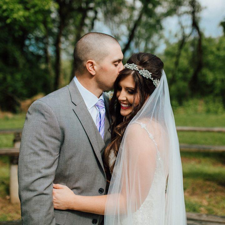 Kayleen + Brett - Oglebay Park Wedding