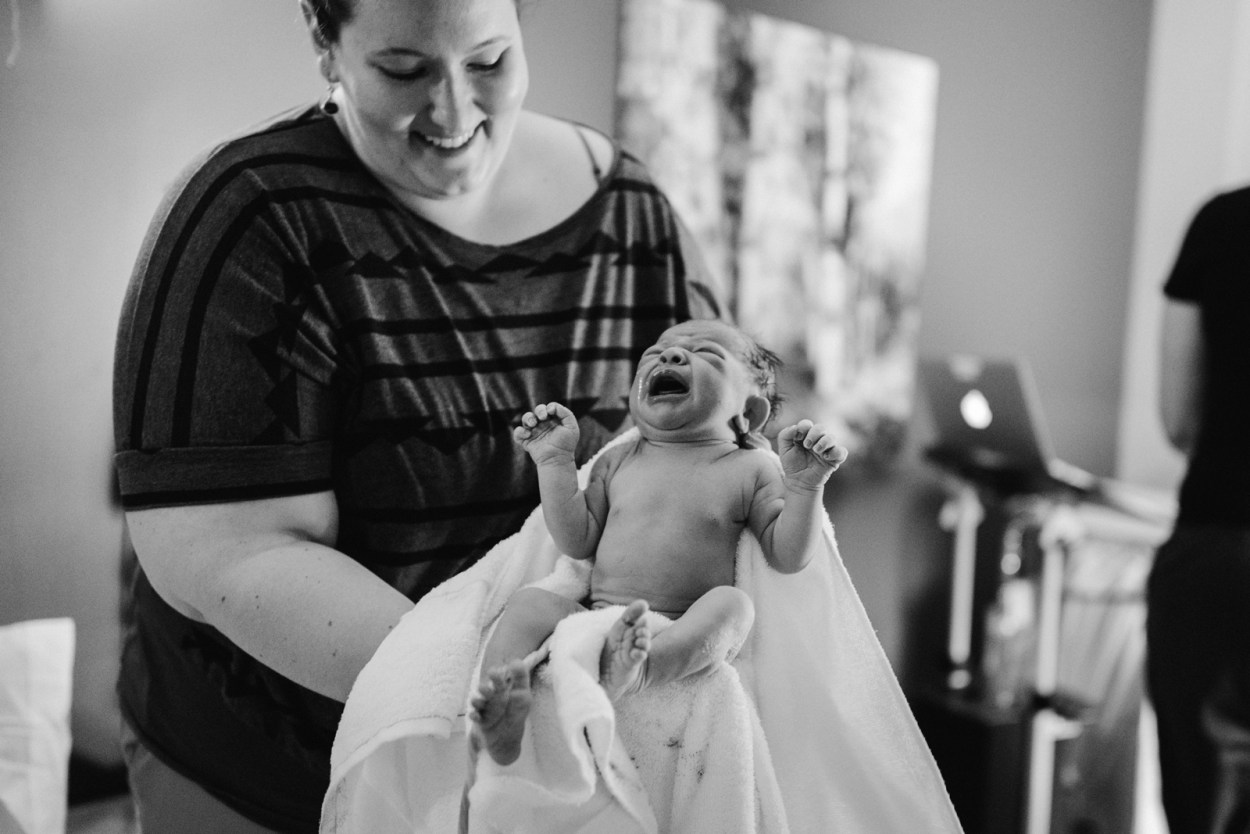 Birth Photography Midwife Center