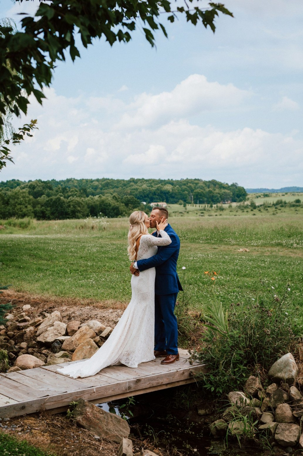 Rustic Acres Farm Wedding Pennsylvania