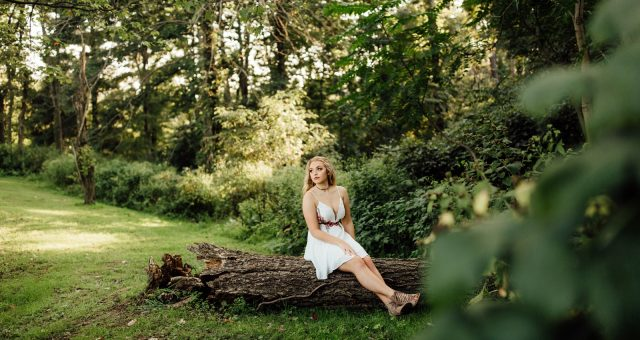 Bailey's West Virginia Senior Session - Wild Native Photography