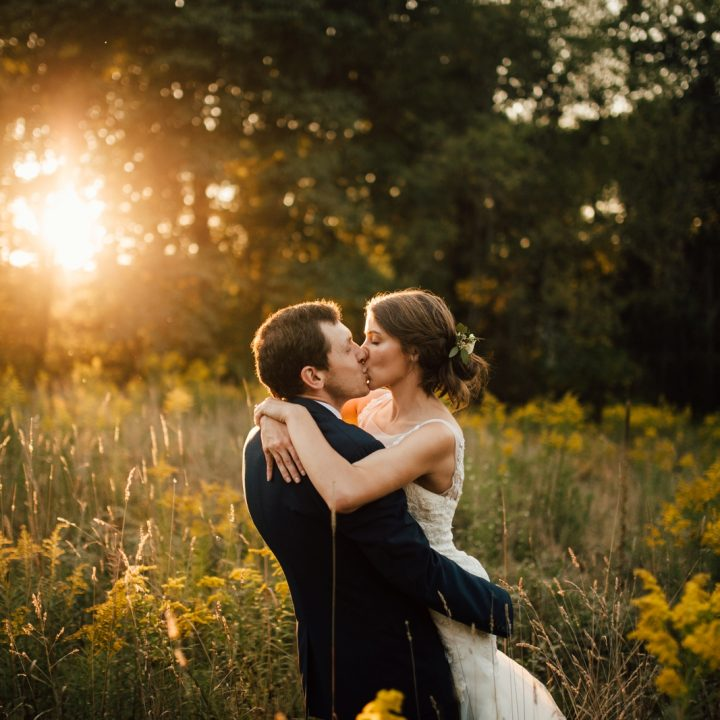 Sarah + Collin - Meadow Rock Farm Wedding
