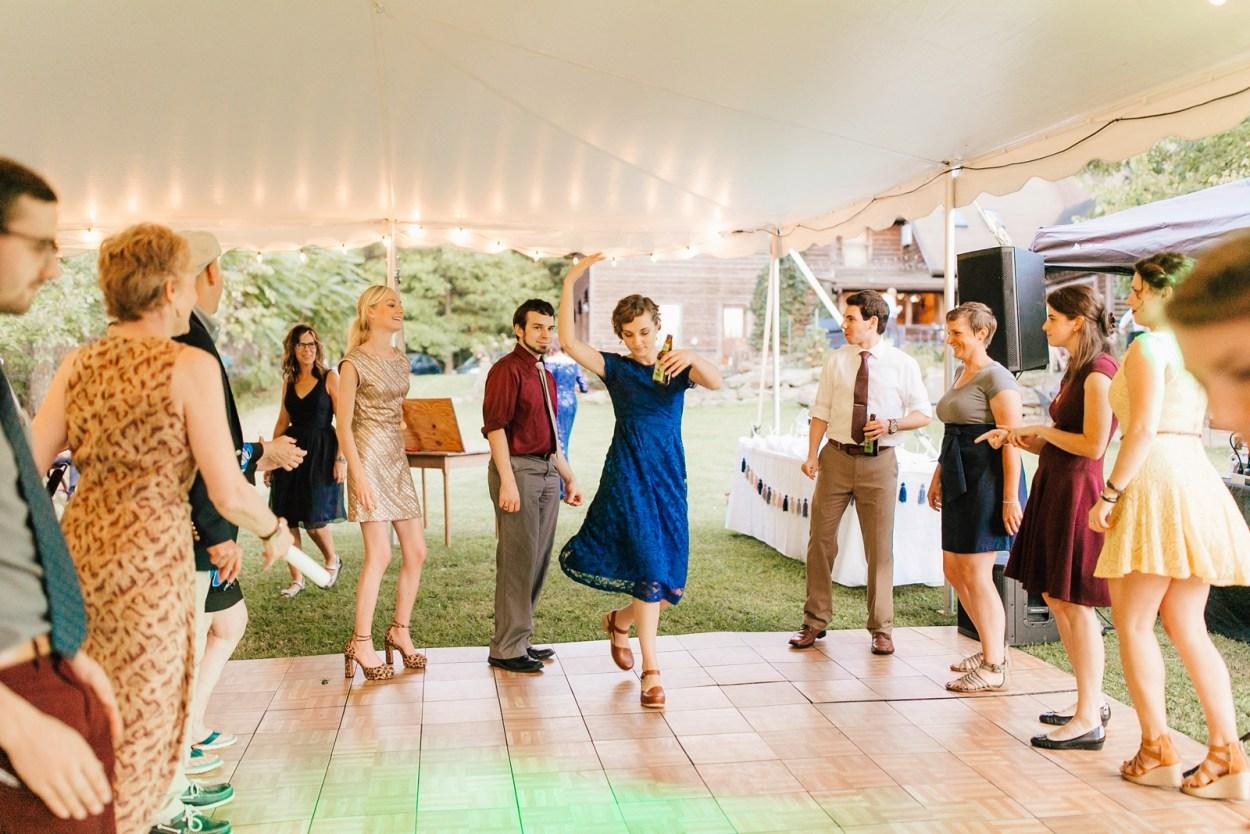 Wedding Meadow Rock Farm Pennsylvania
