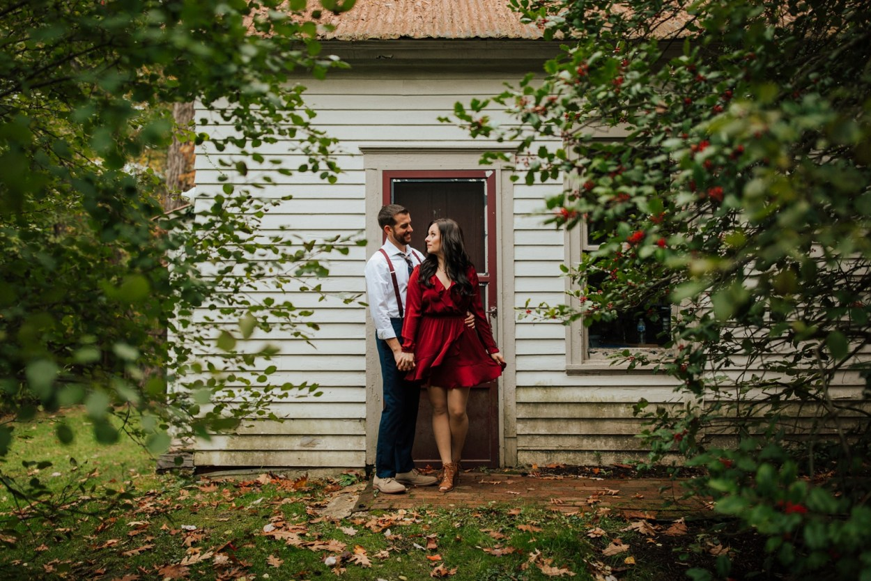 Bethany + Zack - Pittsburgh Engagement Session