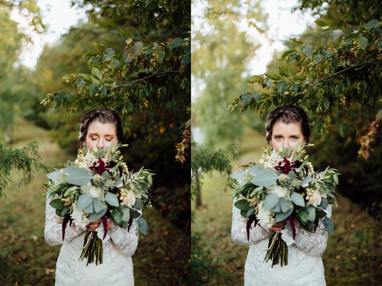 Red Silo Wedding Champion Pennsylvania Laurel Highlands