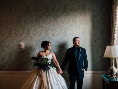Katie + Mark - Williams Country Club Wedding