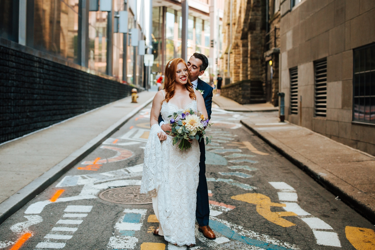 Lauren + Fred - Grand Concourse Wedding