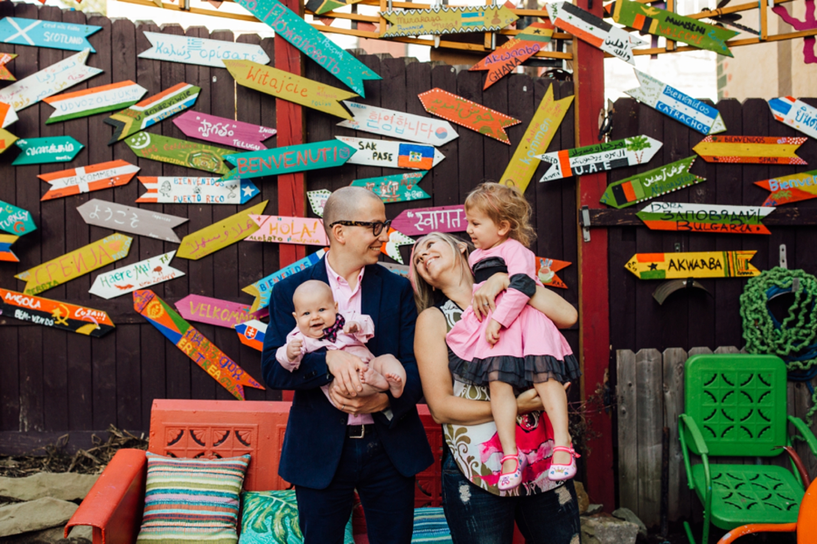 Randyland Family Session