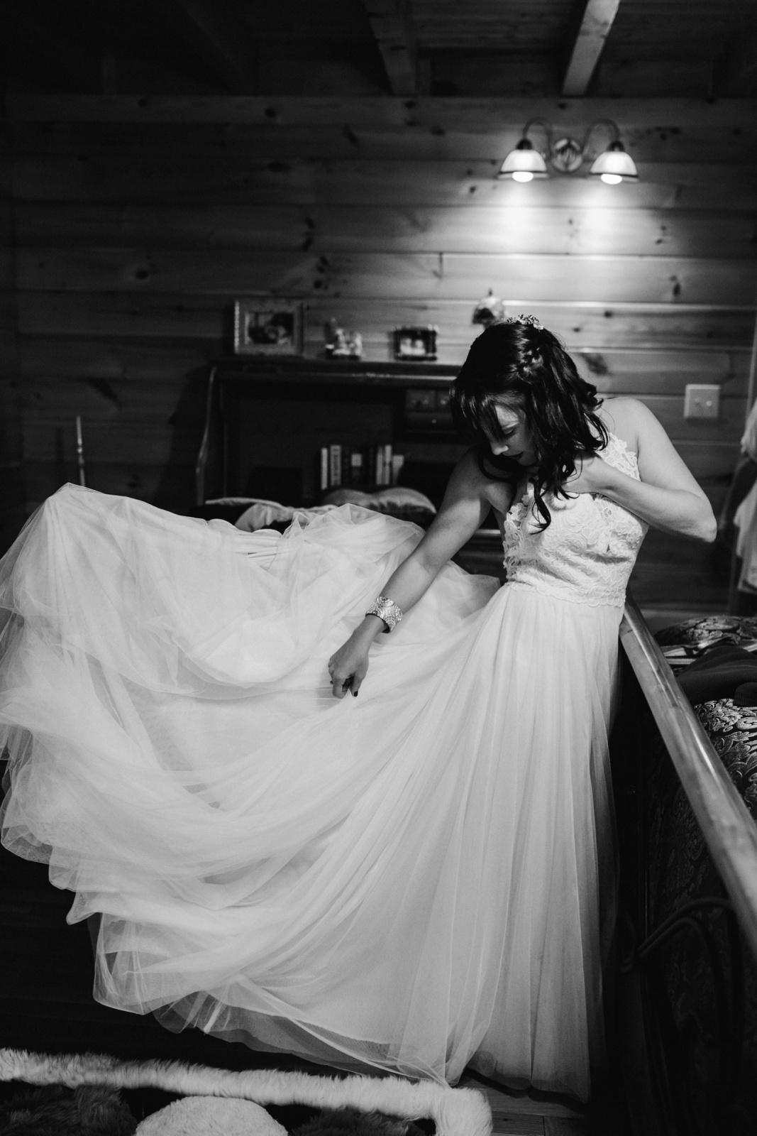 Showshoe West Virginia Wedding Photographer