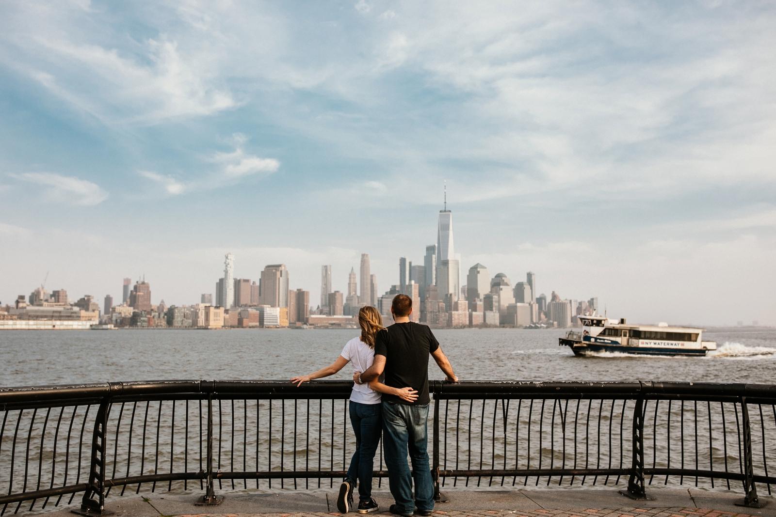New York City Engagement Session Manhattan Photographer