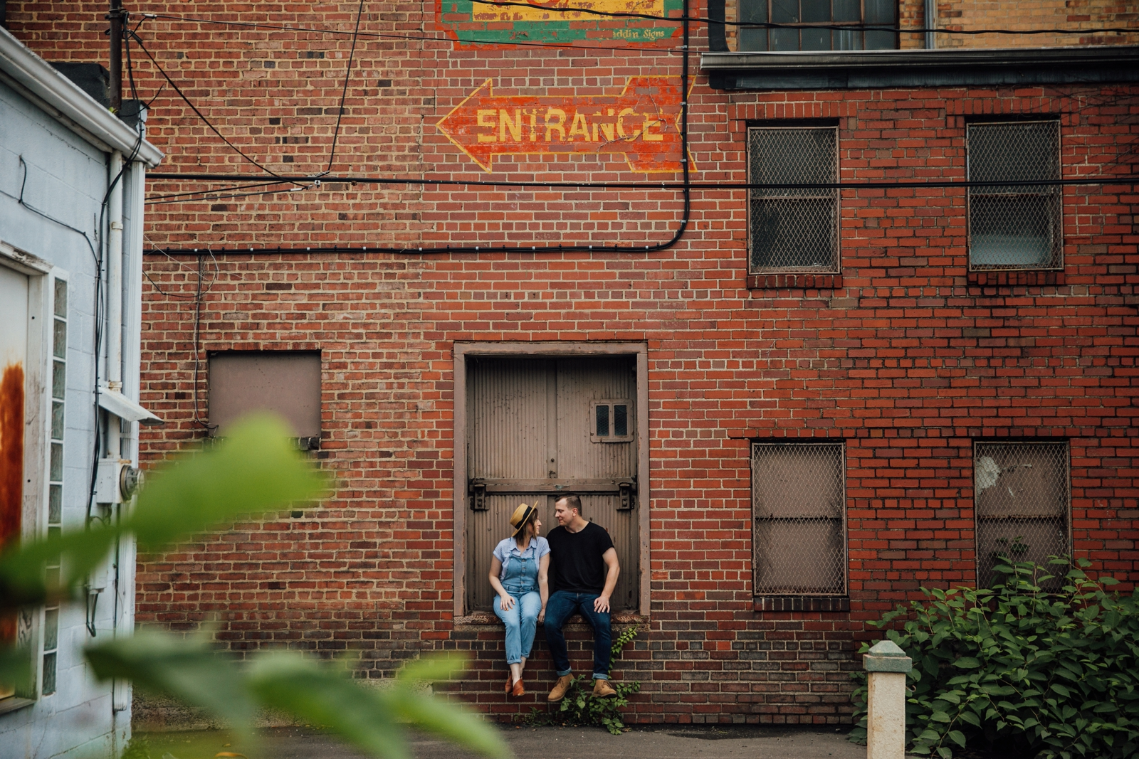 Wild Native Photography Pittsburgh Engagement Downtown