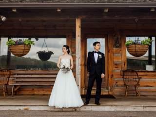 Justine + Matt - Fox Chapel Golf Club Wedding