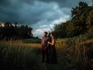 Nicole +Chris - McConnells Mill Engagement